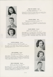 Page 15, 1946 Edition, West Canada Valley High School - Wecava Yearbook (Newport, NY) online yearbook collection