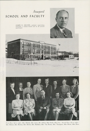Page 9, 1946 Edition, West Canada Valley High School - Wecava Yearbook (Newport, NY) online yearbook collection