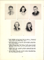 Page 14, 1947 Edition, Beaver River Central High School - Beaverian Yearbook (Beaver Falls, NY) online yearbook collection