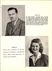 Page 7, 1947 Edition, Beaver River Central High School - Beaverian Yearbook (Beaver Falls, NY) online yearbook collection
