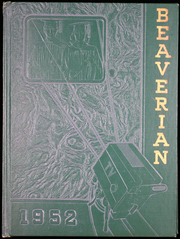 Page 1, 1952 Edition, Beaver River Central High School - Beaverian Yearbook (Beaver Falls, NY) online yearbook collection