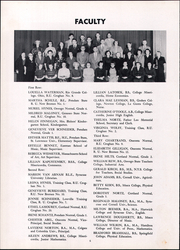 Page 10, 1952 Edition, Beaver River Central High School - Beaverian Yearbook (Beaver Falls, NY) online yearbook collection