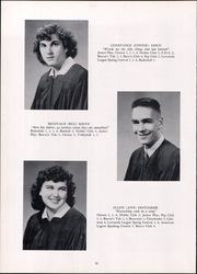 Page 14, 1952 Edition, Beaver River Central High School - Beaverian Yearbook (Beaver Falls, NY) online yearbook collection
