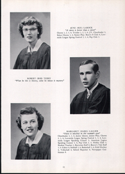 Page 15, 1952 Edition, Beaver River Central High School - Beaverian Yearbook (Beaver Falls, NY) online yearbook collection