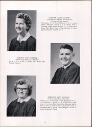 Page 16, 1952 Edition, Beaver River Central High School - Beaverian Yearbook (Beaver Falls, NY) online yearbook collection