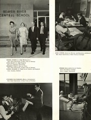 Page 11, 1966 Edition, Beaver River Central High School - Beaverian Yearbook (Beaver Falls, NY) online yearbook collection