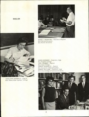 Page 12, 1967 Edition, Beaver River Central High School - Beaverian Yearbook (Beaver Falls, NY) online yearbook collection