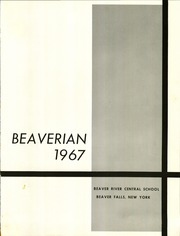 Page 5, 1967 Edition, Beaver River Central High School - Beaverian Yearbook (Beaver Falls, NY) online yearbook collection