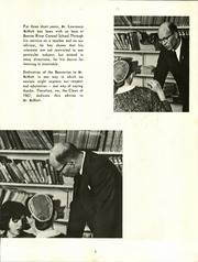 Page 7, 1967 Edition, Beaver River Central High School - Beaverian Yearbook (Beaver Falls, NY) online yearbook collection