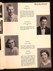 Page 15, 1956 Edition, Panama Central High School - Rockette Yearbook (Panama, NY) online yearbook collection