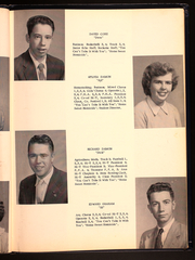 Page 17, 1956 Edition, Panama Central High School - Rockette Yearbook (Panama, NY) online yearbook collection