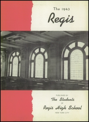 Page 7, 1943 Edition, Regis High School - Regian Yearbook (New York, NY) online yearbook collection