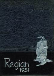 1951 Edition, Regis High School - Regian Yearbook (New York, NY)