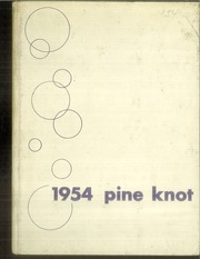 Page 1, 1954 Edition, Pine Valley Central High School - Pine Knot Yearbook (South Dayton, NY) online yearbook collection