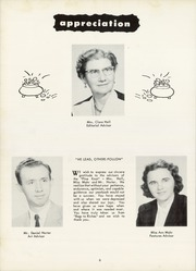 Page 10, 1954 Edition, Pine Valley Central High School - Pine Knot Yearbook (South Dayton, NY) online yearbook collection
