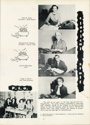 Page 13, 1954 Edition, Pine Valley Central High School - Pine Knot Yearbook (South Dayton, NY) online yearbook collection