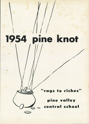 Page 5, 1954 Edition, Pine Valley Central High School - Pine Knot Yearbook (South Dayton, NY) online yearbook collection
