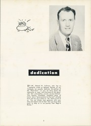 Page 9, 1954 Edition, Pine Valley Central High School - Pine Knot Yearbook (South Dayton, NY) online yearbook collection