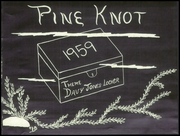 Page 5, 1959 Edition, Pine Valley Central High School - Pine Knot Yearbook (South Dayton, NY) online yearbook collection