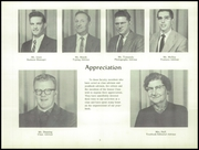 Page 9, 1959 Edition, Pine Valley Central High School - Pine Knot Yearbook (South Dayton, NY) online yearbook collection