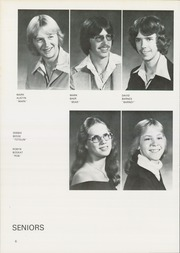 Page 10, 1980 Edition, Pine Valley Central High School - Pine Knot Yearbook (South Dayton, NY) online yearbook collection