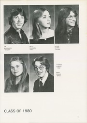 Page 11, 1980 Edition, Pine Valley Central High School - Pine Knot Yearbook (South Dayton, NY) online yearbook collection