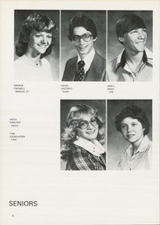Page 12, 1980 Edition, Pine Valley Central High School - Pine Knot Yearbook (South Dayton, NY) online yearbook collection