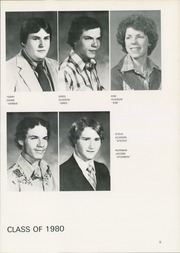 Page 13, 1980 Edition, Pine Valley Central High School - Pine Knot Yearbook (South Dayton, NY) online yearbook collection