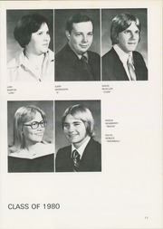 Page 15, 1980 Edition, Pine Valley Central High School - Pine Knot Yearbook (South Dayton, NY) online yearbook collection
