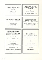 Page 72, 1948 Edition, Columbia Bible College - Finial Yearbook (Columbia, SC) online yearbook collection
