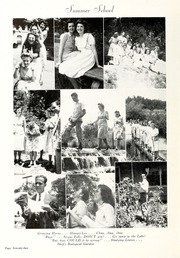 Page 76, 1948 Edition, Columbia Bible College - Finial Yearbook (Columbia, SC) online yearbook collection