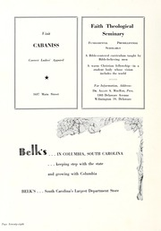 Page 82, 1948 Edition, Columbia Bible College - Finial Yearbook (Columbia, SC) online yearbook collection