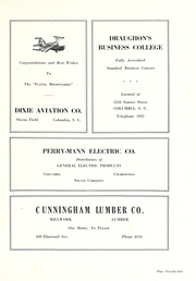 Page 83, 1948 Edition, Columbia Bible College - Finial Yearbook (Columbia, SC) online yearbook collection