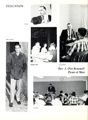 Page 10, 1966 Edition, Columbia Bible College - Finial Yearbook (Columbia, SC) online yearbook collection