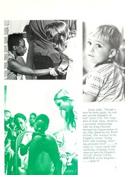 Page 11, 1974 Edition, Columbia Bible College - Finial Yearbook (Columbia, SC) online yearbook collection