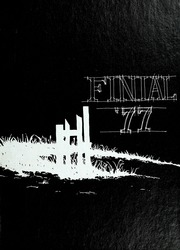 1977 Edition, Columbia Bible College - Finial Yearbook (Columbia, SC)
