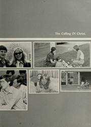 Page 13, 1983 Edition, Columbia Bible College - Finial Yearbook (Columbia, SC) online yearbook collection