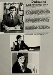 Page 7, 1983 Edition, Columbia Bible College - Finial Yearbook (Columbia, SC) online yearbook collection