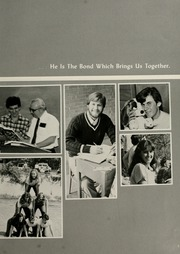 Page 9, 1983 Edition, Columbia Bible College - Finial Yearbook (Columbia, SC) online yearbook collection
