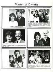 Page 14, 1986 Edition, Columbia Bible College - Finial Yearbook (Columbia, SC) online yearbook collection