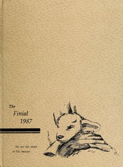 1987 Edition, Columbia Bible College - Finial Yearbook (Columbia, SC)