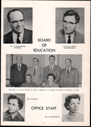 Page 11, 1958 Edition, Nunda High School - O Nonda O Yearbook (Nunda, NY) online yearbook collection