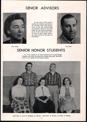 Page 17, 1958 Edition, Nunda High School - O Nonda O Yearbook (Nunda, NY) online yearbook collection