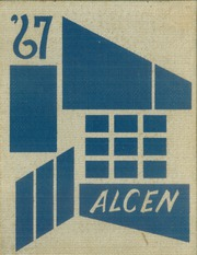 1967 Edition, Alfred Almond High School - Alcen Yearbook (Almond, NY)