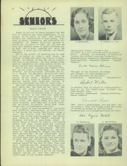 Page 10, 1939 Edition, Candor Central High School - Candorama Yearbook (Candor, NY) online yearbook collection