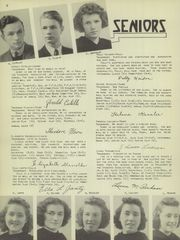 Page 10, 1940 Edition, Candor Central High School - Candorama Yearbook (Candor, NY) online yearbook collection