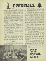 Page 6, 1940 Edition, Candor Central High School - Candorama Yearbook (Candor, NY) online yearbook collection