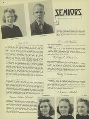Page 8, 1940 Edition, Candor Central High School - Candorama Yearbook (Candor, NY) online yearbook collection