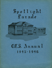 Page 1, 1946 Edition, Candor Central High School - Candorama Yearbook (Candor, NY) online yearbook collection