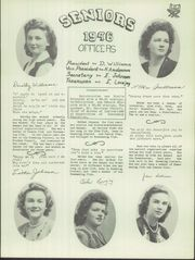 Page 13, 1946 Edition, Candor Central High School - Candorama Yearbook (Candor, NY) online yearbook collection